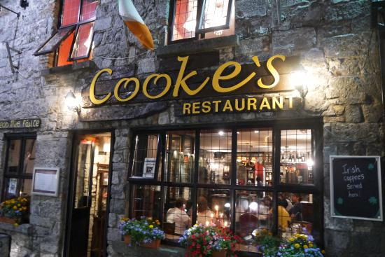 Cookes Restaurant Picture Of Cookes Restaurant Wine Bar