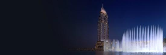 The Address Downtown Dubai- Exteriors
