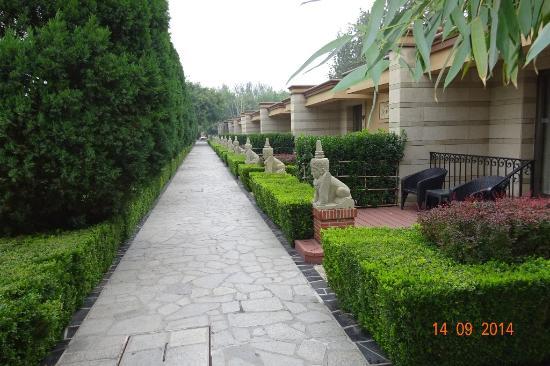 Chun Hui Yuan Resort: villas