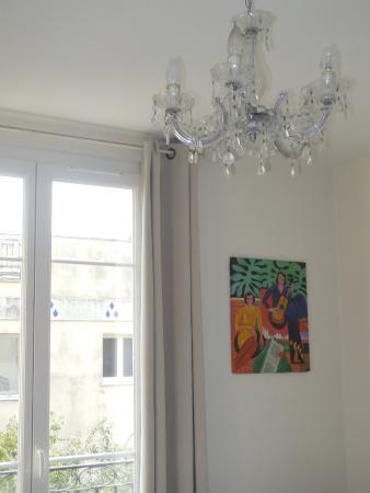 Hotel Villa les Cygnes : Room