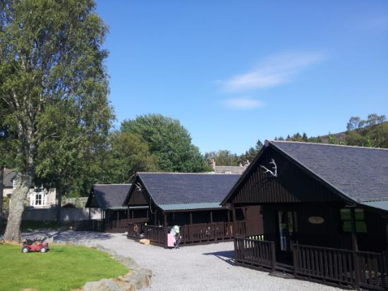 Beautiful accommodation bild von braemar lodge hotel for Beautiful accommodation