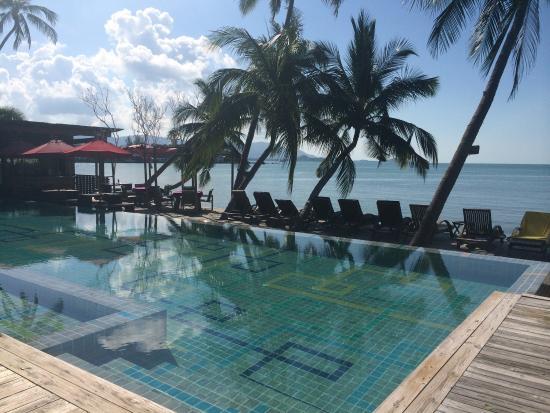 Tango Luxe Beach Villa: Pool