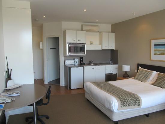 Mantra Quayside Apartments Port Macquarie: Studio Spa Room