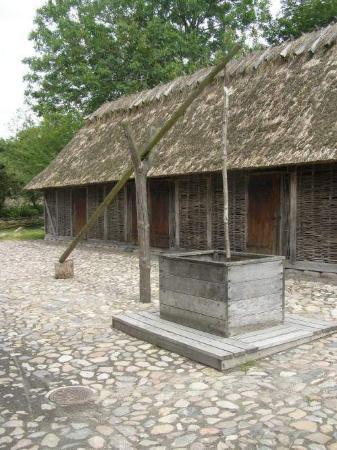 أودينس, الدنمارك: Datidens Vandhane.