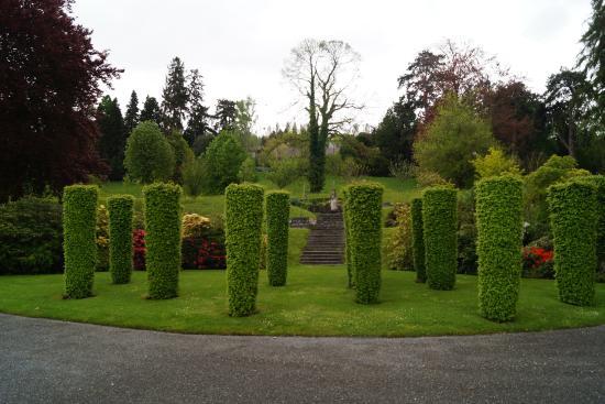 Les jardins de l'eau du Pré Curieux : Garden @ Pre Curieux