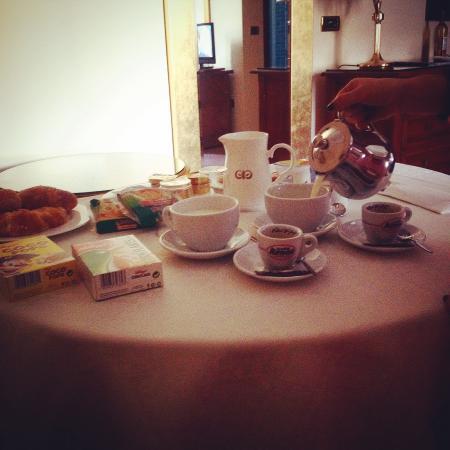 Le Cheminee Business Hotel: Buongiorno ❤️