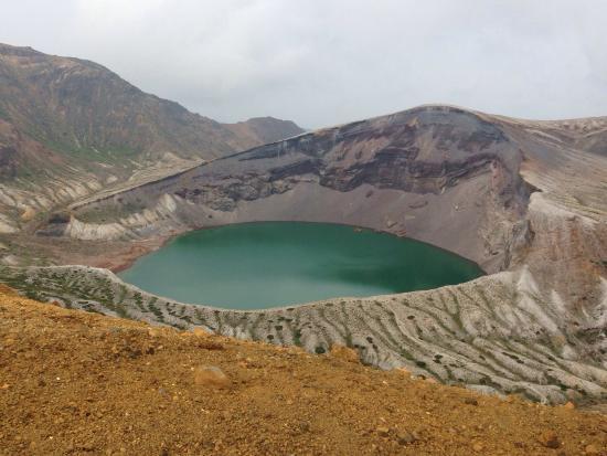 御釜 - Okama Crater, Zao-machi 사진 - 트립어드바이저