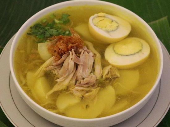 Image result for Soto Ayam Cemara