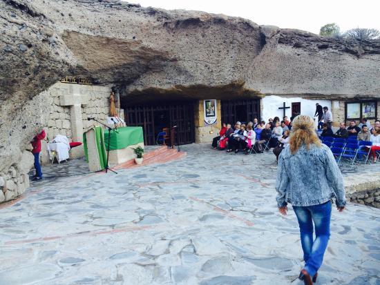 Granadilla de Abona, España: La cueva