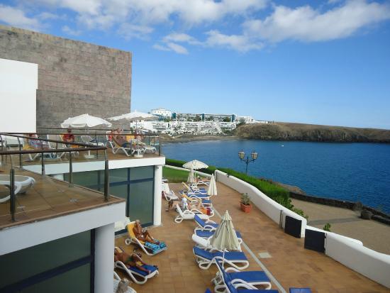 THe Mirador Papagayo Hotel: vistas mar