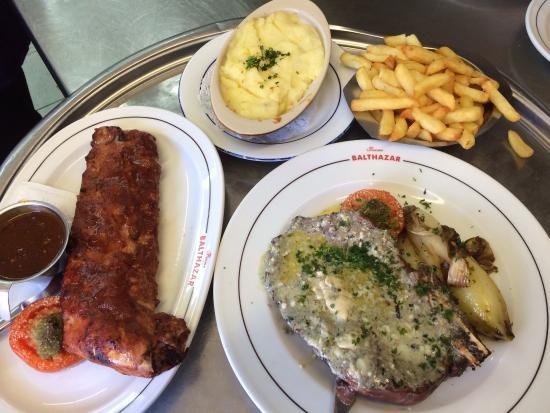 La Ferme de Balthazar : Balthazar restaurant
