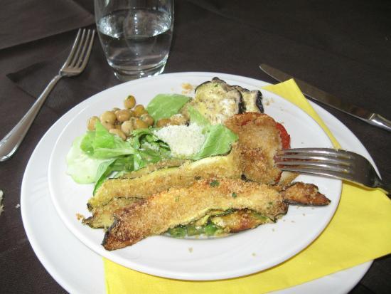 Hotel La Perla Preziosa: a cena