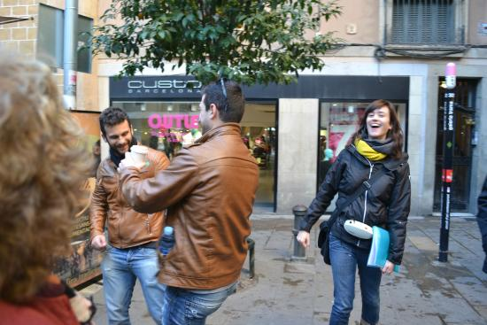 Barcelona Free Tours: full of fun !