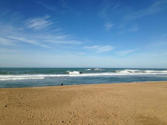 بياريتز, فرنسا: sur la Grande plage