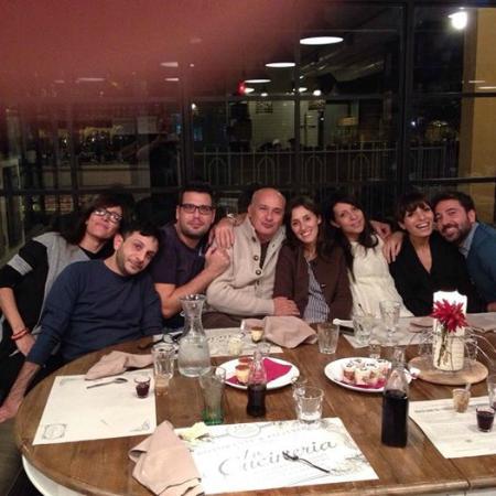 Cena tra colleghi foto di ristorante la cucineria - La cucineria roma ...