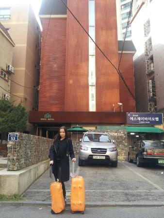 Seoul 53 Hotel : Hotel