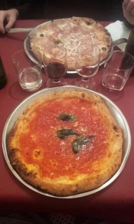 Pizzeria Acunzo: Marinara