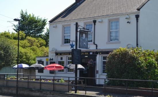 The George Stephenson Inn