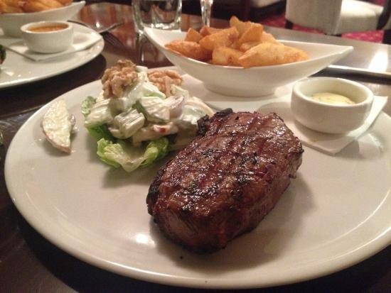 how to cook porterhouse steak rare