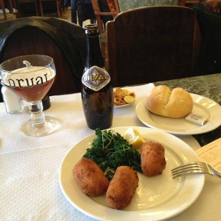 Hotel du Parc : small great lunch