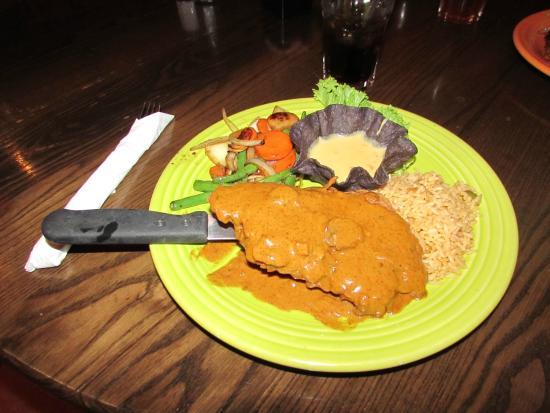 El Chico Mexican Food Restaurant: Pouletbrust mit Crispykruste