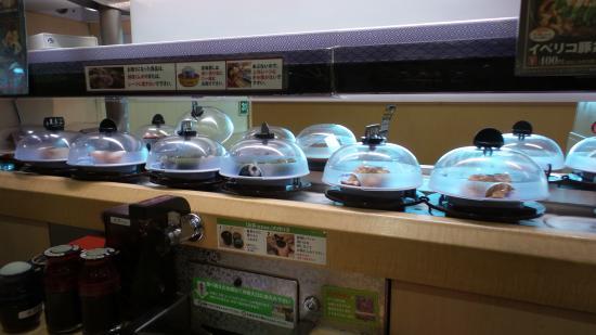 Narita Rainbow Tours: Shsuhi lunch