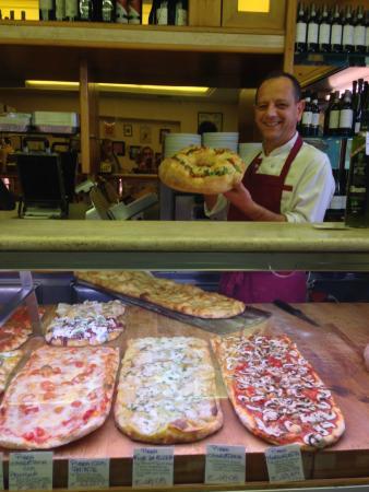 Taverna Volpetti: Pizza Heaven!