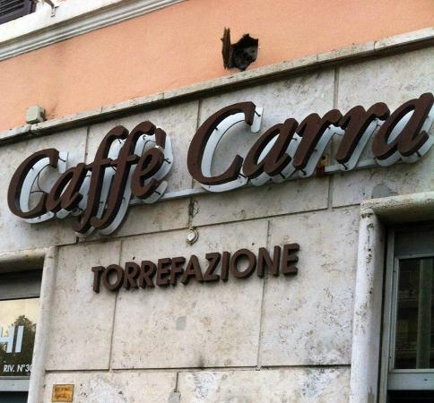 Caffe Carra, Roma - Ristorante Recensioni, Numero di Telefono & Foto ...