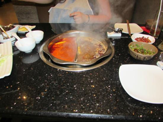 Tanyoto: Steamboat meal