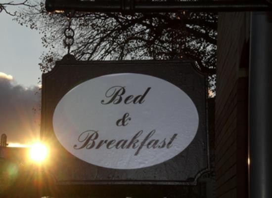 Bed & Breakfast Freiberg : Eingang