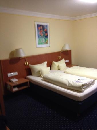Hotel Schmelmer Hof : Das Bett war gut