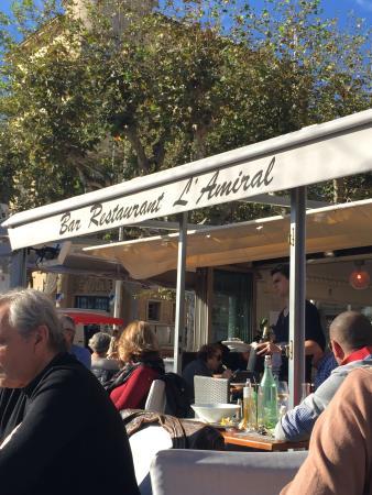 Restaurant-Brasserie L'Amiral