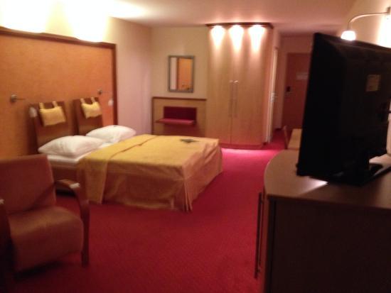 Hotel Ascot-Bristol: Zimmer