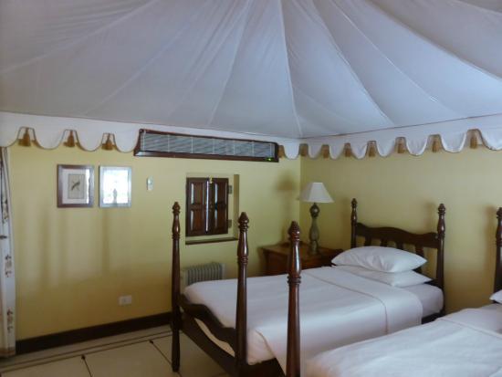 Samode Bagh: quarto