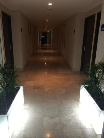 Holiday Inn Express & Suites Queretaro: Hall of the Hotel