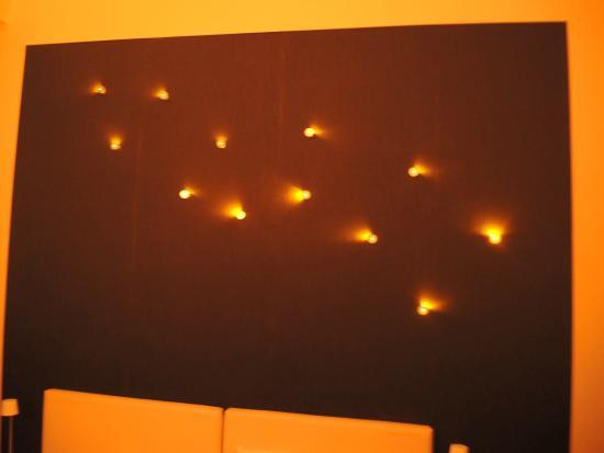 Bett Sternenhimmel das bett mit sternenhimmel am abend bild hotel wagner im