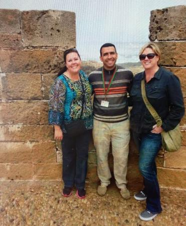 Marrakech Guided Tours : Essouria with with Abdul.