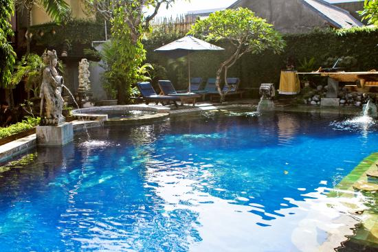 Putu Bali Villa and Spa : The Resort Pool