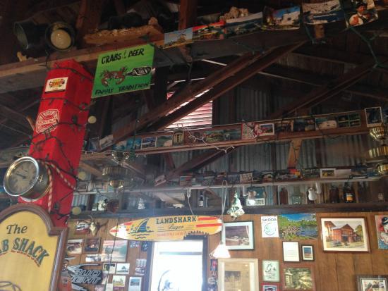Joanie's Blue Crab Cafe: Interno del locale