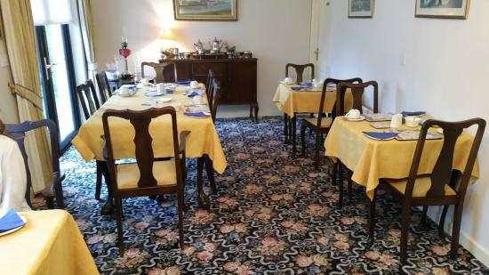 Roncalli House: Sala colazione