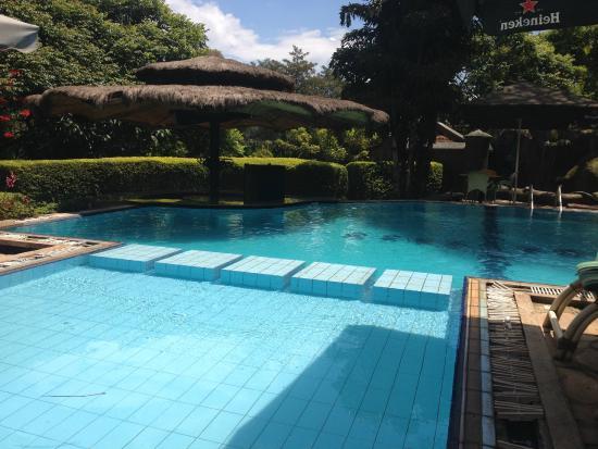 Stipp Hotel Kacyiru : Pool area