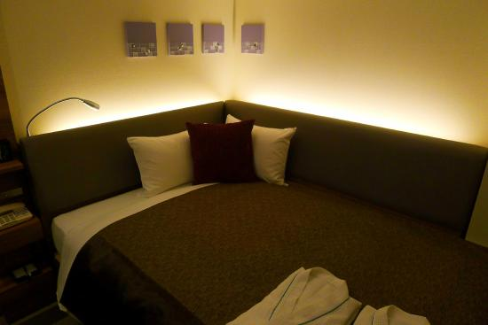 Tokyo Green Palace: 床鋪