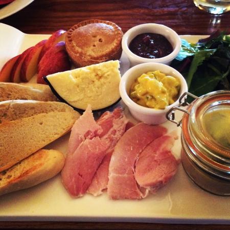 The Brinsop: Ploughman's Platter