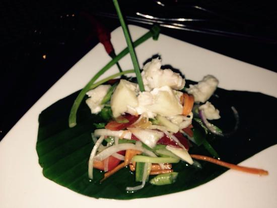 The Square 24: Cold Minced Fish Salad