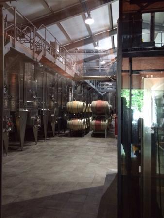 La Motte Wine Estate: Wine experience centre