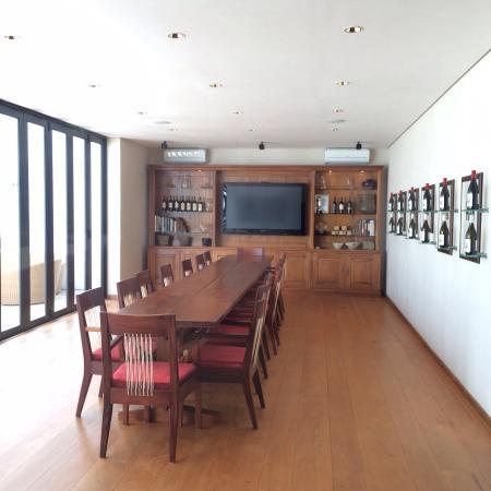 La Motte Wine Estate: Private dining