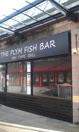 The Plym Fish Bar