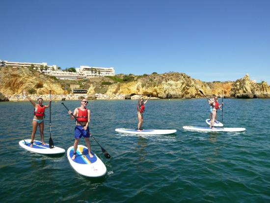 Sup Lagos Paddleboard Adventures