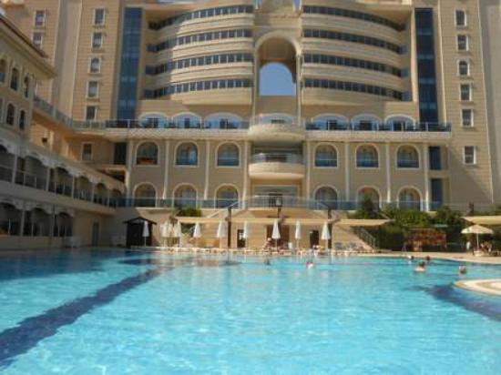 Hotel Sultan of Side: Relaxpool bei Tag