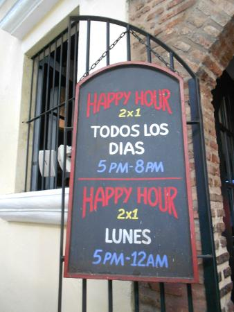 Segafredo: HAPPY HOUR EVERY DAY